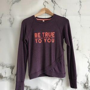 Athleta Graphic Sweatshirt